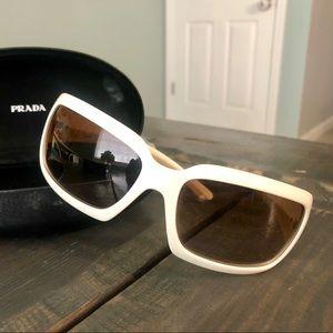 Authentic Prada sunglasses.